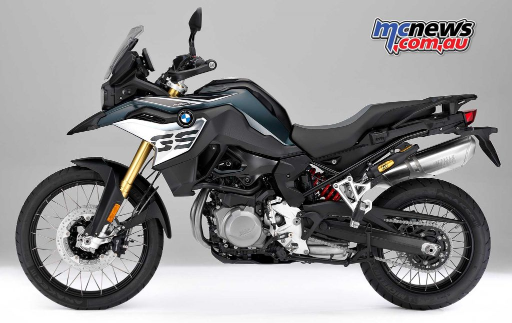 F 850 GS Exclusive