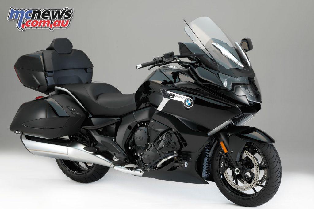 2018 BMW K 1600 Grand America