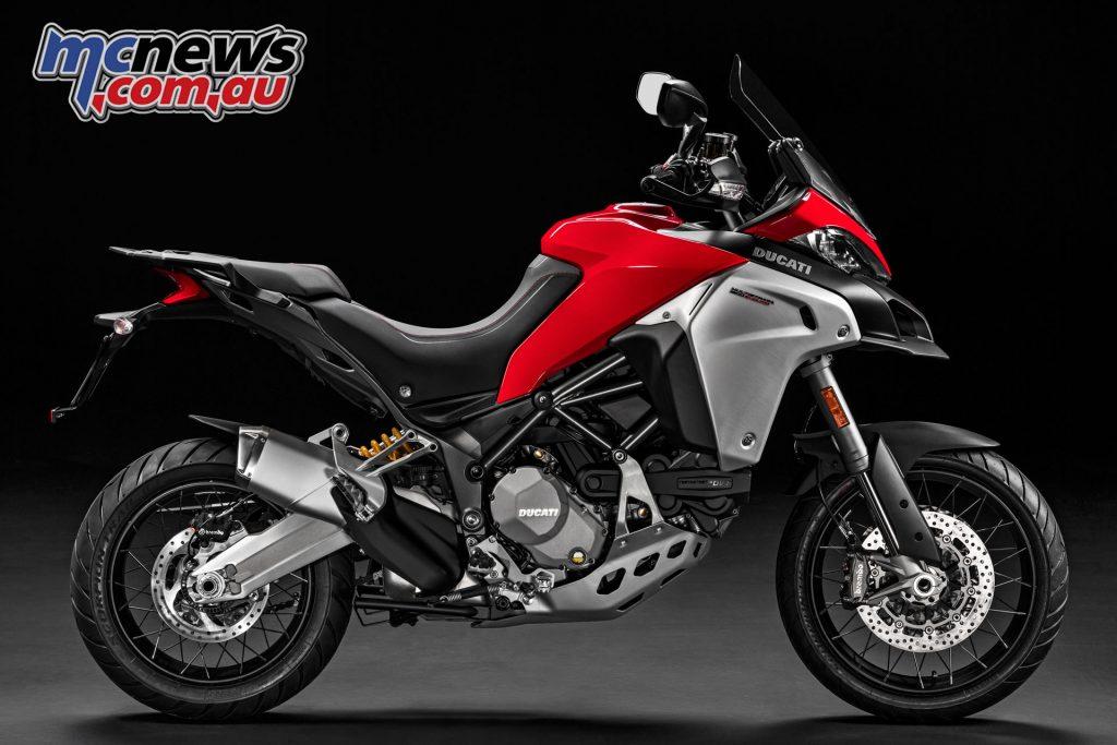 2018 Ducati Multistrada 1200 Enduro (standard edition)2018 Ducati Multistrada 1200 Enduro (standard edition)