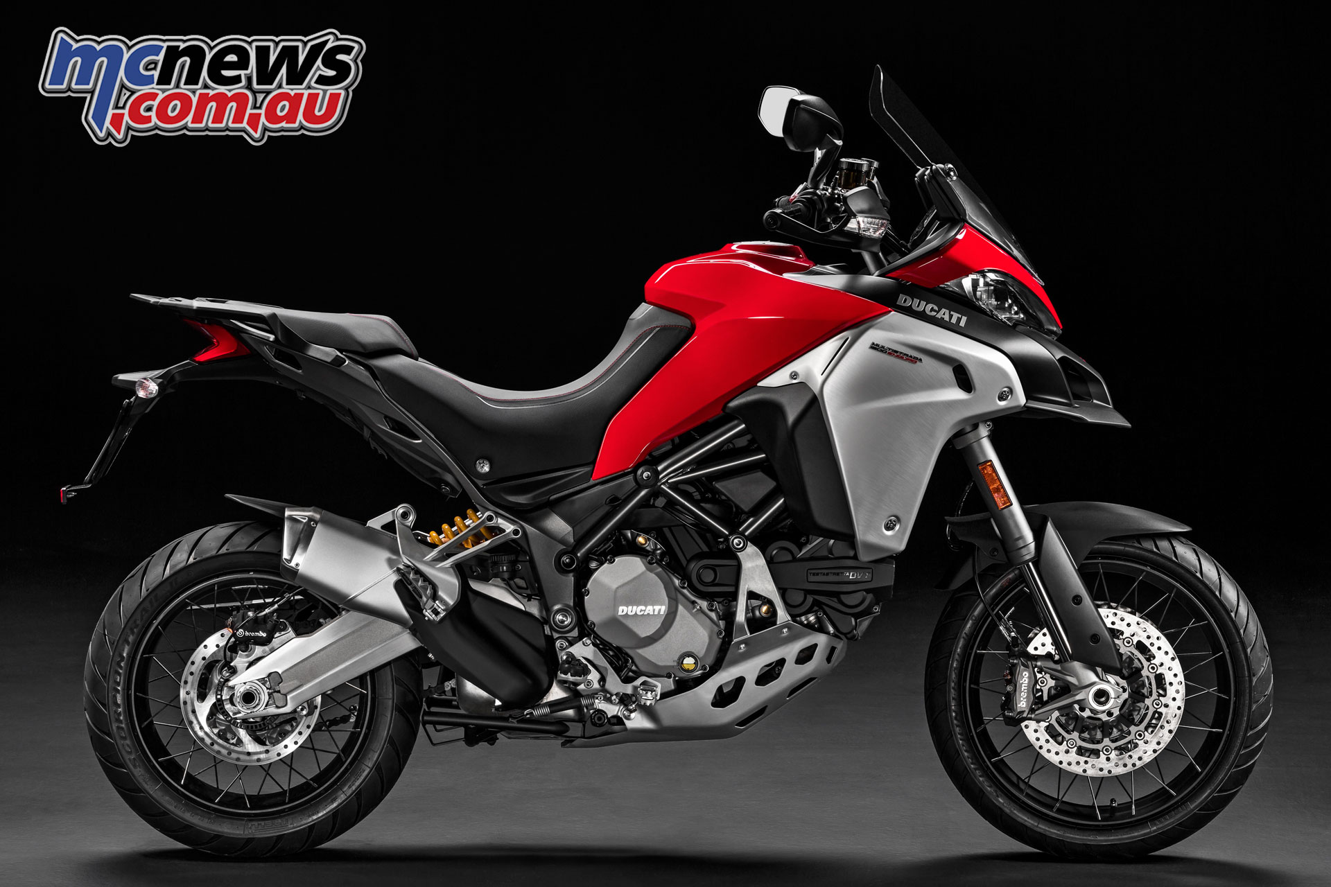 Pikes Peak Multistrada Returns For 2018 As A 1260 Mcnews
