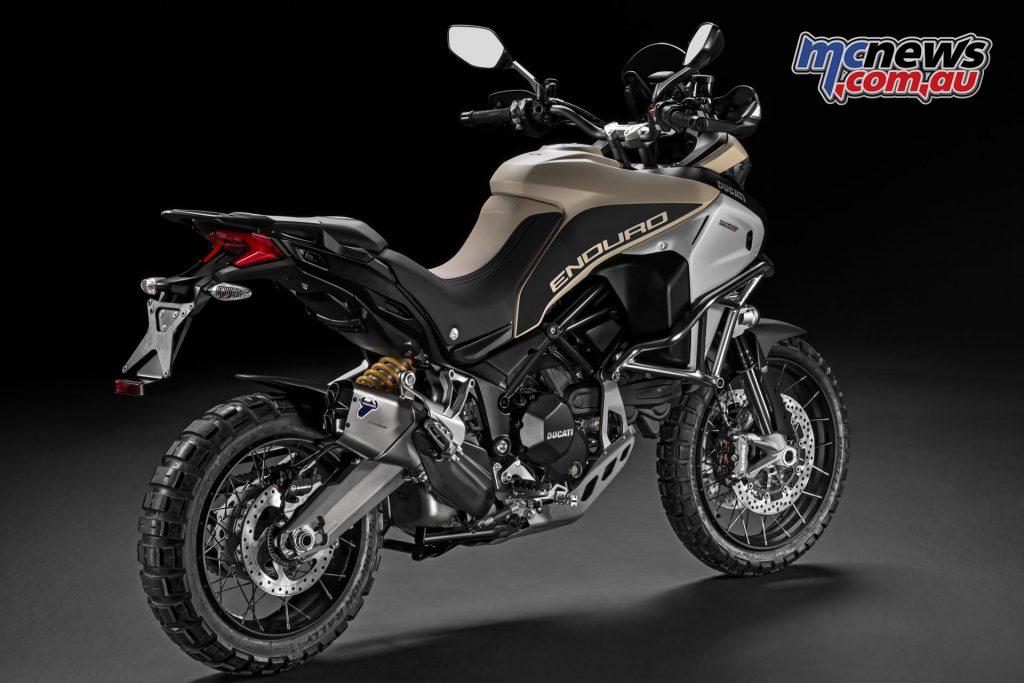 Ducati Performance exhaust by Termignoni