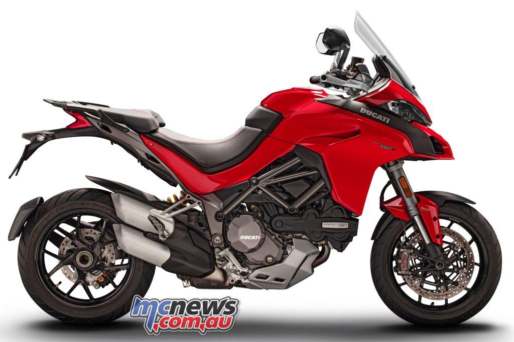 2018 Ducati Multistrada 1260 S