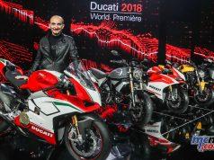 2018 Ducati Premiere