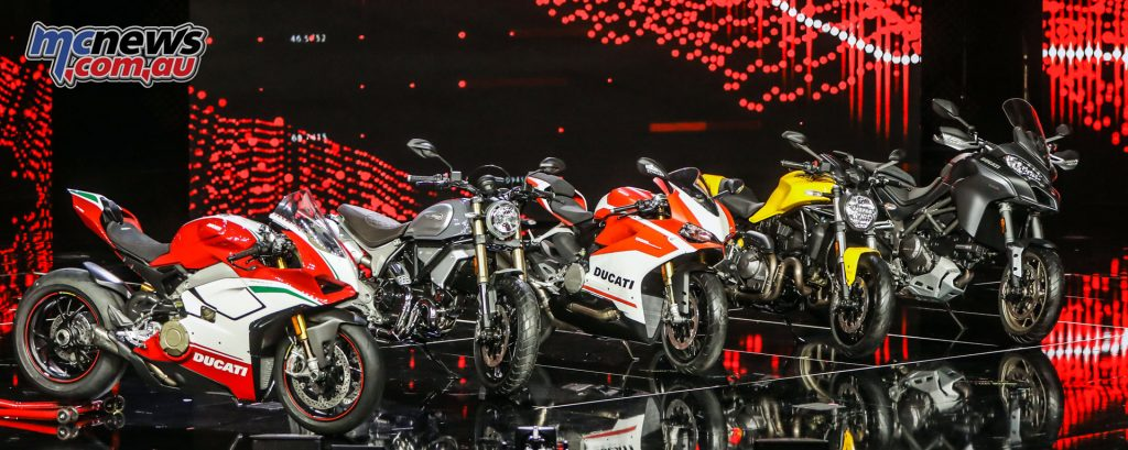 Ducati 2018 World Premiere