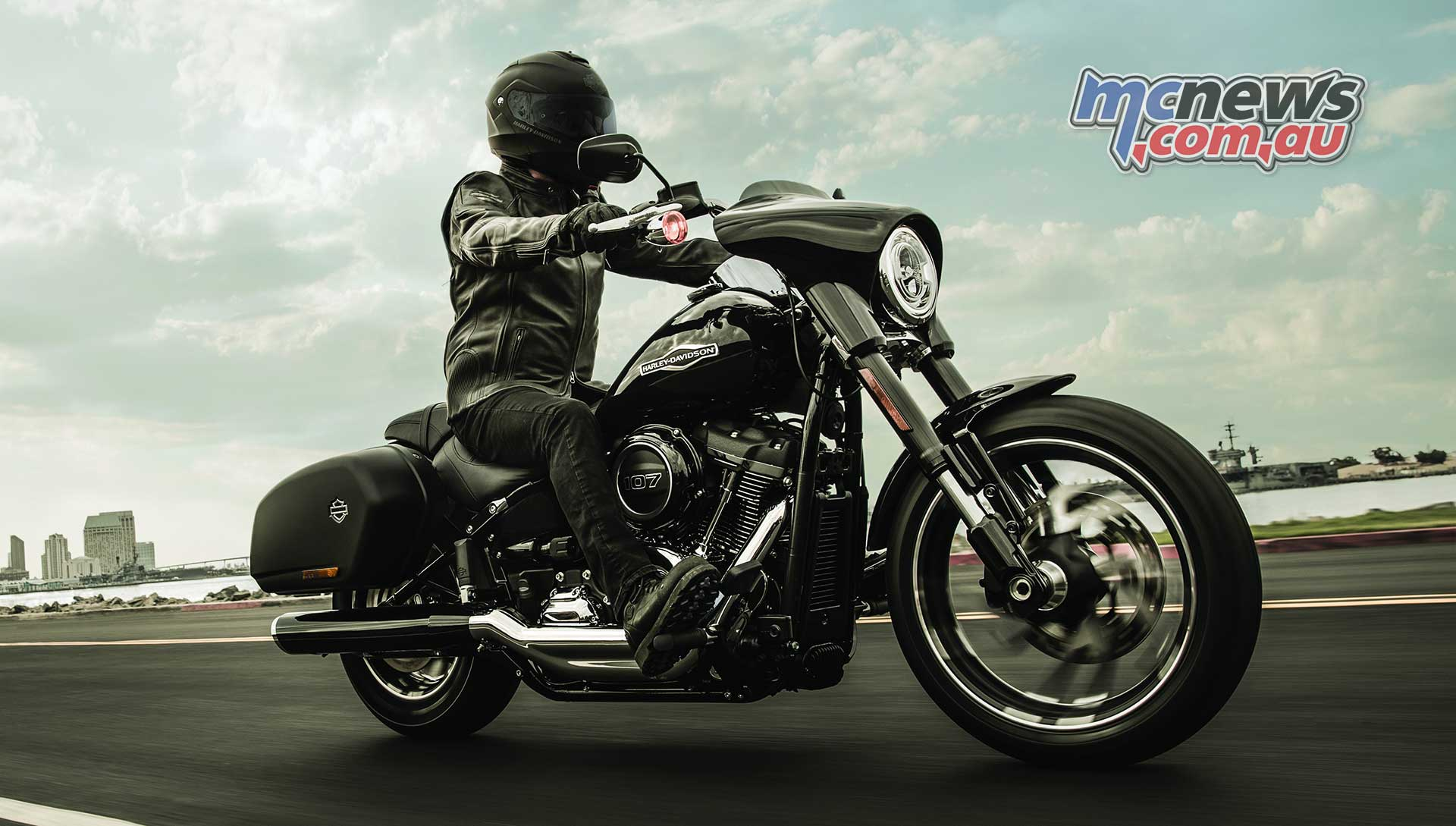 Harley Tour Glide