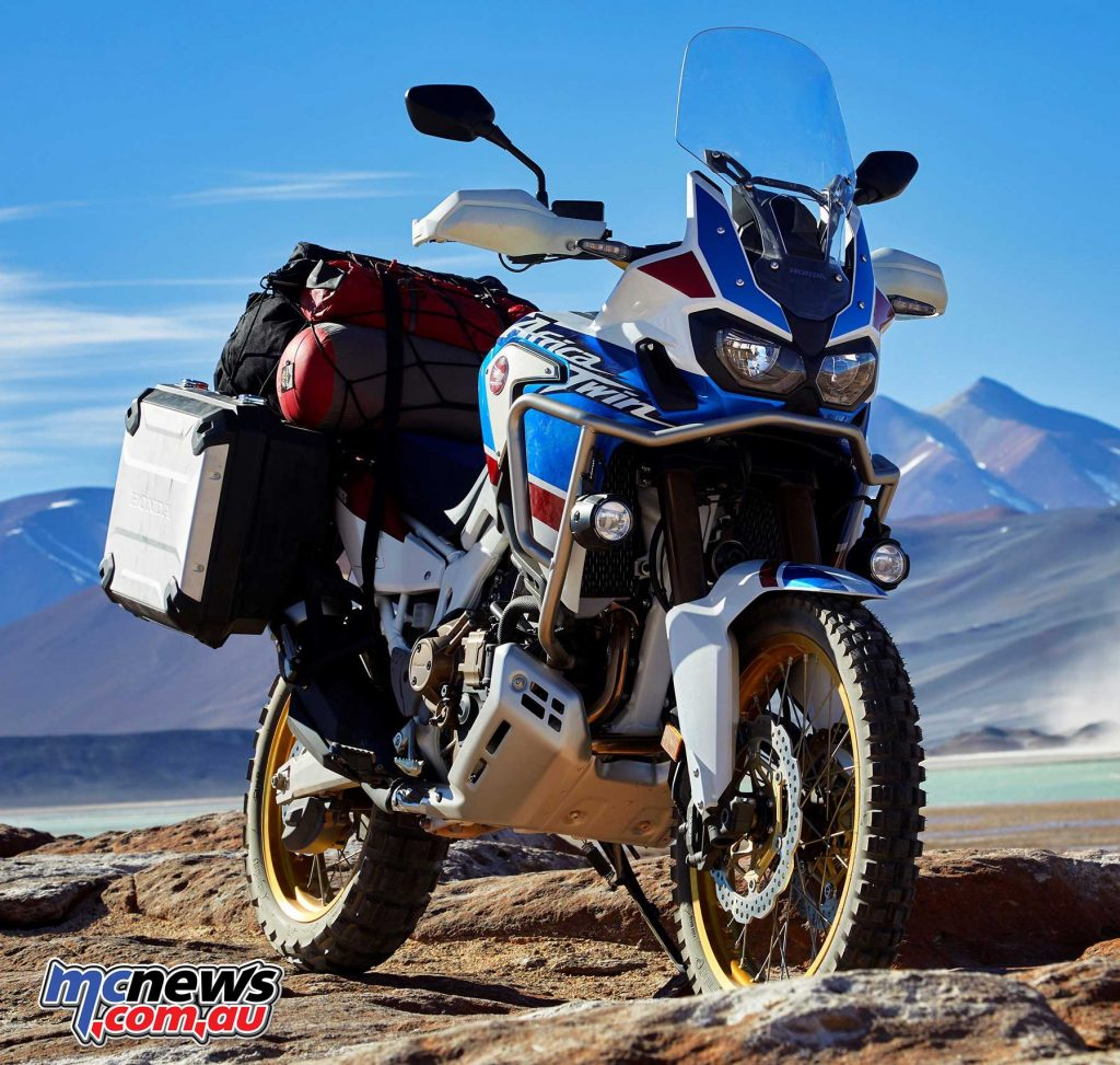 2018 Honda CRF1000L Africa Twin Adventure Sports