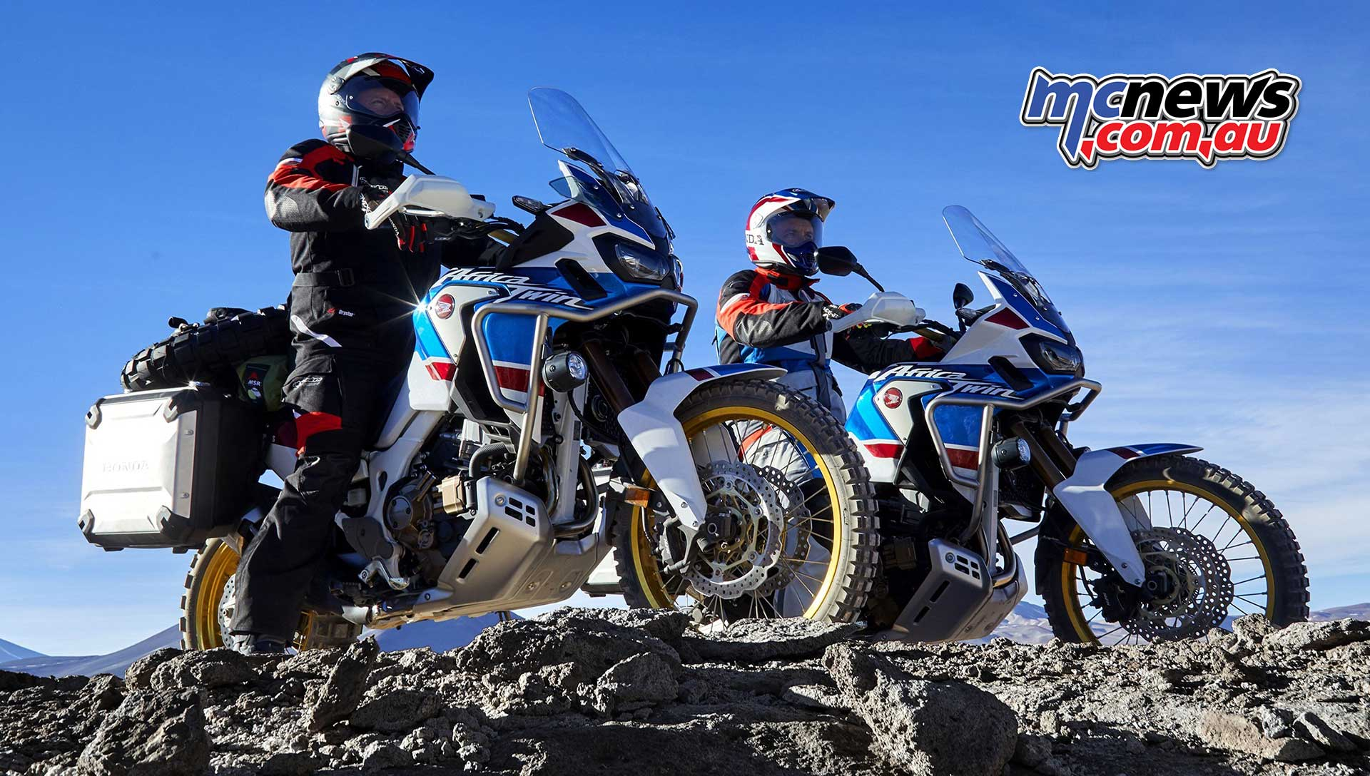 2019 Africa Twin Adventure Sports Now In Dealers Mcnews