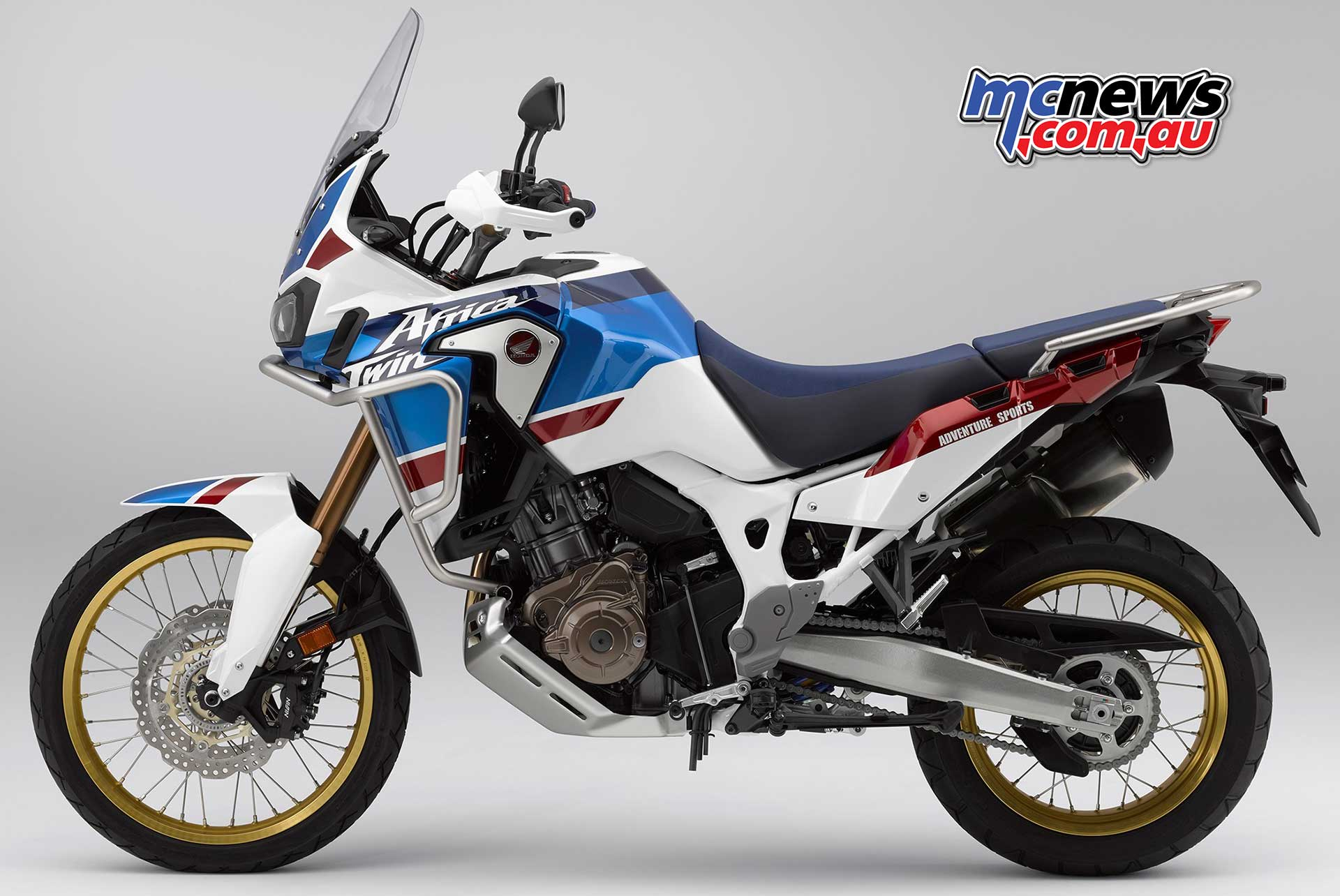 2019 africa twin adventure sports now in dealers mcnews. Black Bedroom Furniture Sets. Home Design Ideas