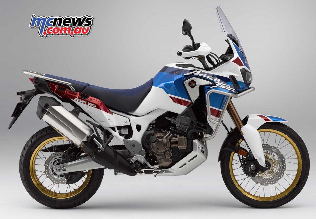2018 Honda CRF1000L Africa Twin Adventure Sports