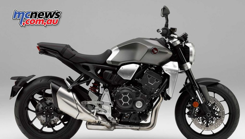 2018 Honda CB1000R arriving this month at $16,499 | MCNews ...
