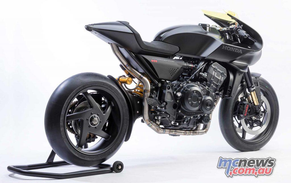 Honda CB4 'Interceptor'