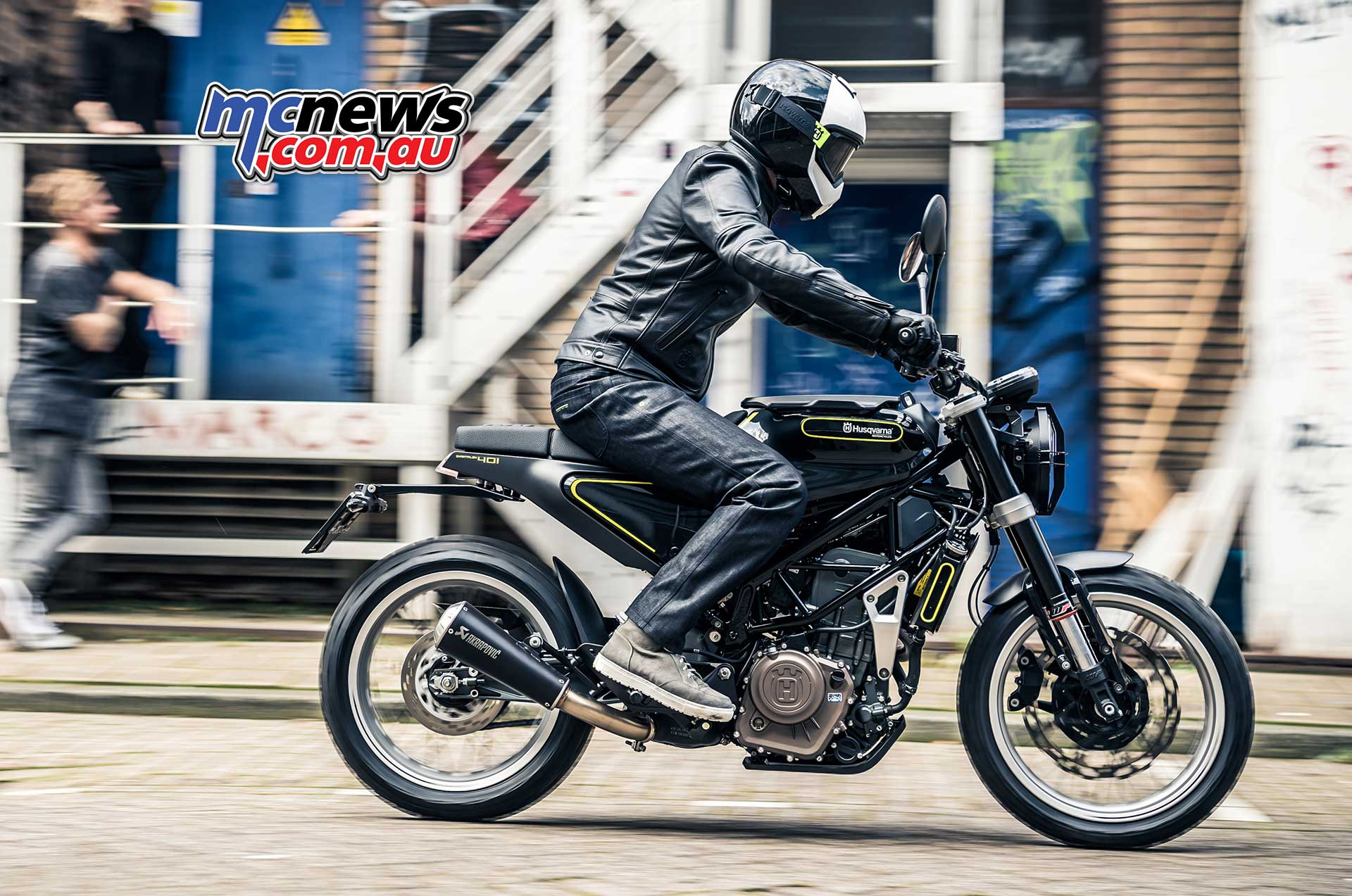 Husqvarna Svartpilen 401 To Arrive Late March Mcnews Com Au