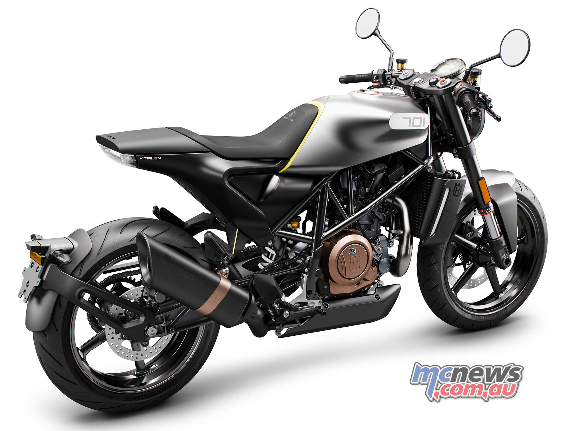 Husqvarna Vitpilen 701 Here By Middle Of 2018 Mcnews Com Au