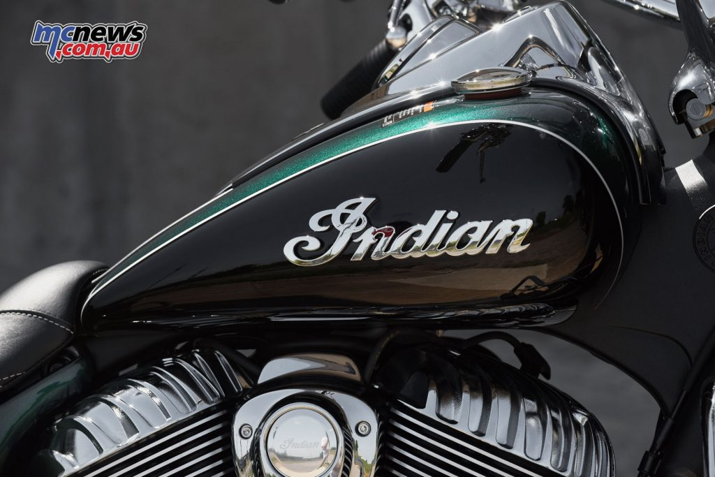The 2018 Indian range also sees a number of new colour options