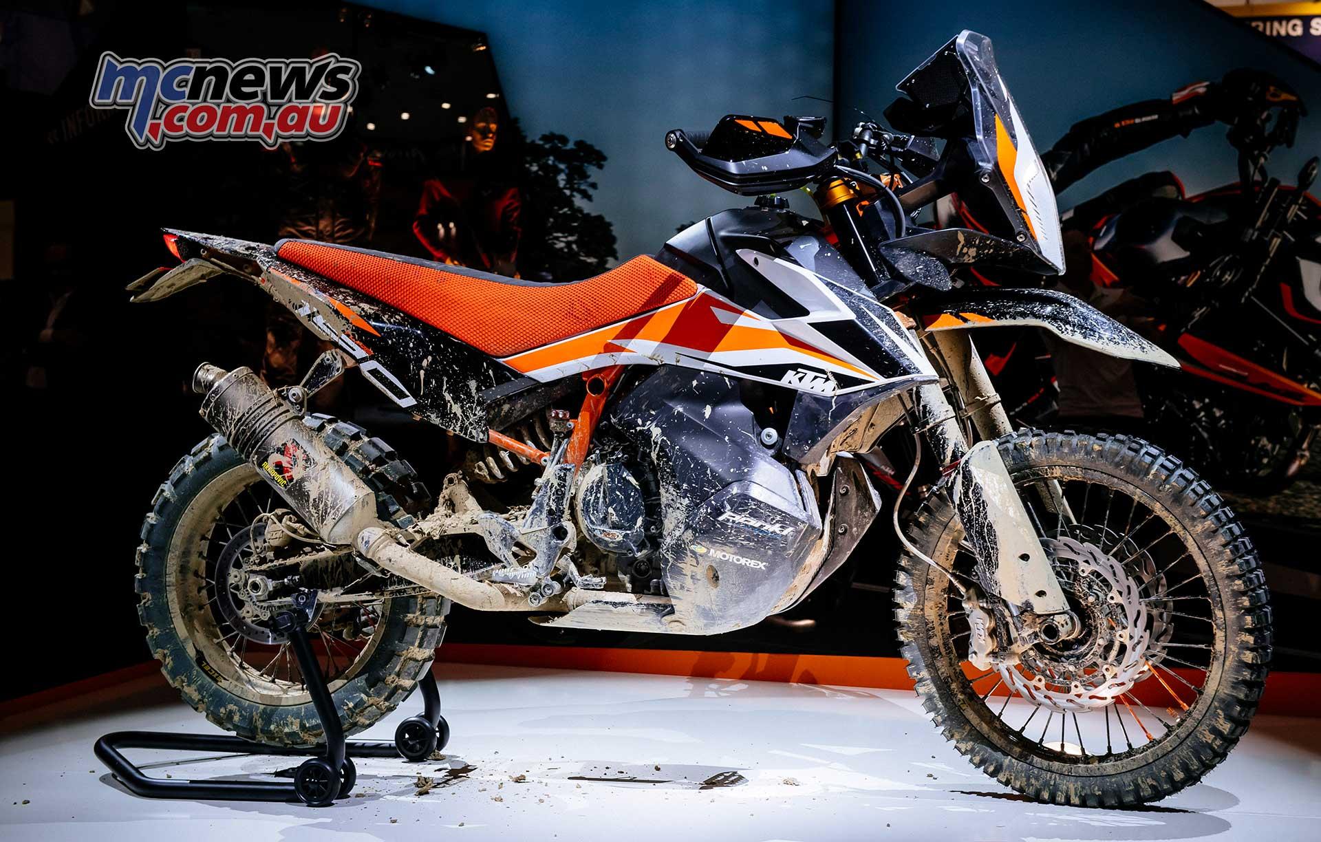 Enduro R Release Date >> KTM 790 Adventure R looks production ready... | MCNews.com.au