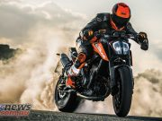 KTM 790 Duke looks a hoot!
