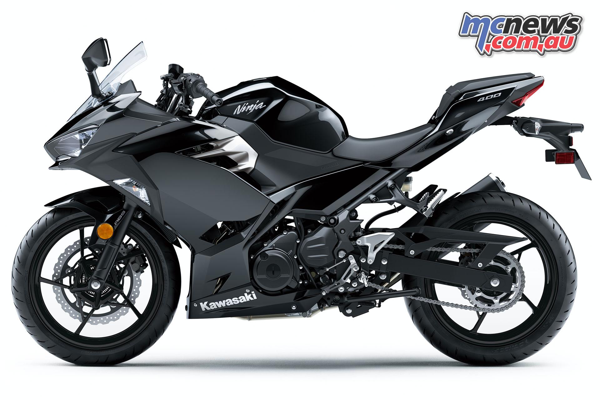 2018 Kawasaki Ninja 400 45hp 168kg Wet Mcnews Com Au