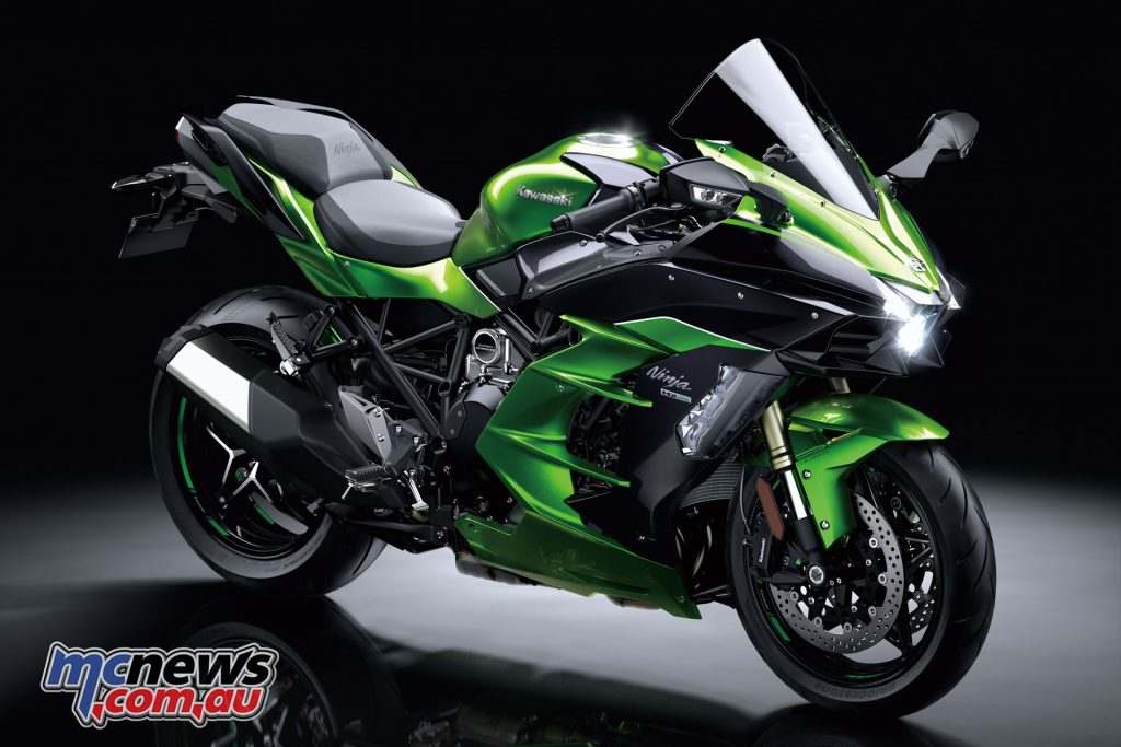 The Ninja H2 SX and SE feature a number of changes, some less obvious than others