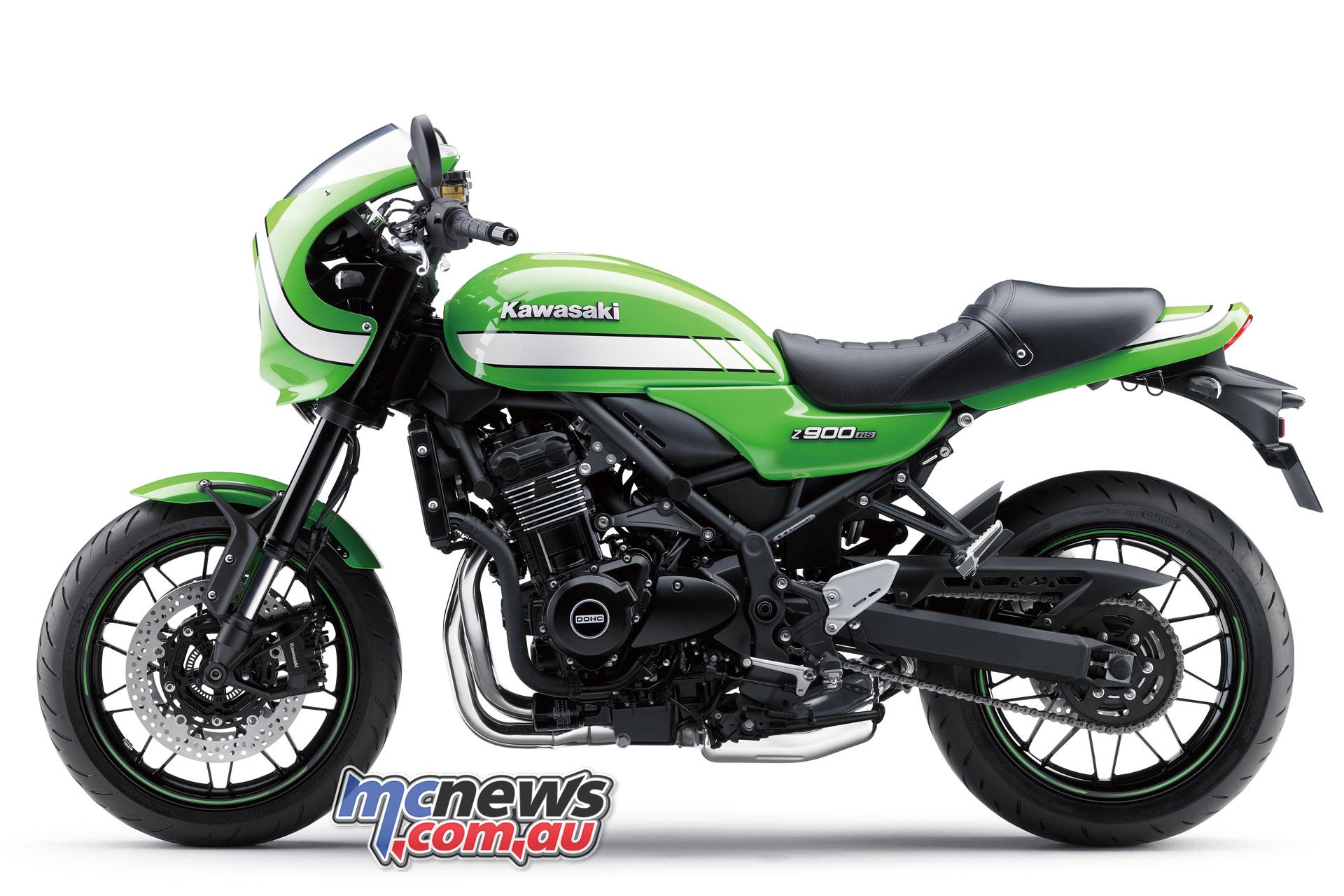 2018 Kawasaki Z900rs Back To The Future Mcnews Com Au