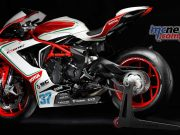 With the RC range, MV Agusta once again highlights its aptitude for racing: the F3 675 RC and F3 800 RC