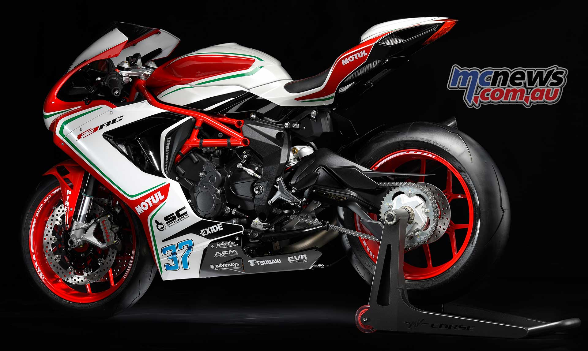 2018 mv agusta f3 675 rc and 2018 mv f3 800 rc. Black Bedroom Furniture Sets. Home Design Ideas