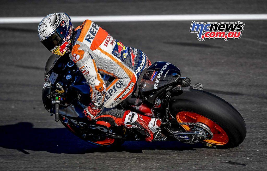 Marc Marquez - P3