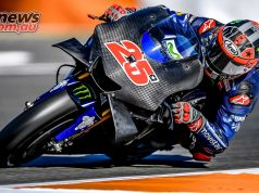 Vinales back on form as MotoGP Testing commences