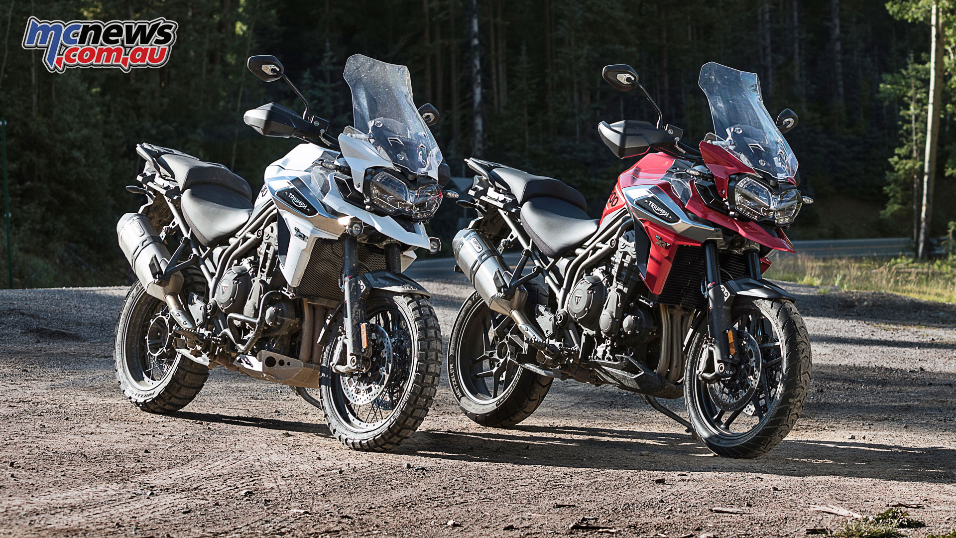 Triumph Tiger 800 >> 2018 Tiger 1200s heavily revised | Pricing & Availability | MCNews.com.au | Motorcycle News ...
