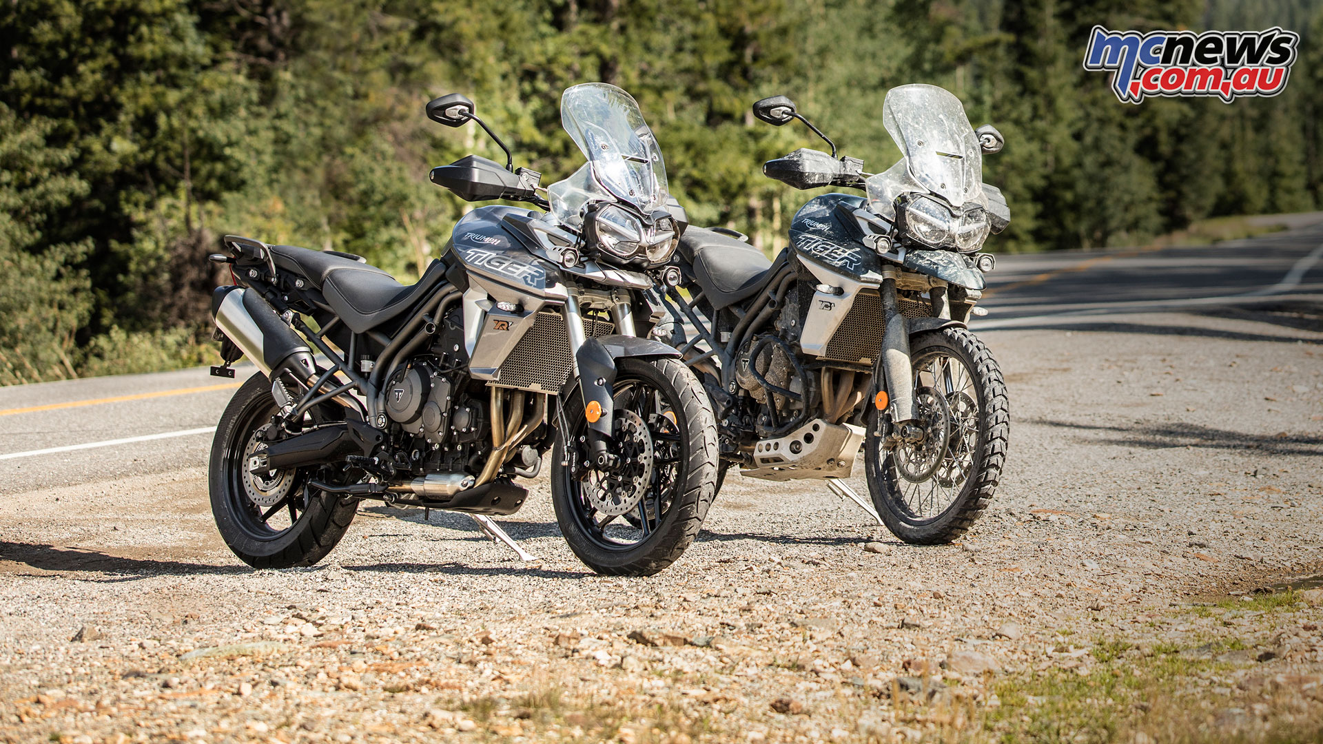 2018 Triumph Tiger 800 Pricing And Range Mcnewscomau