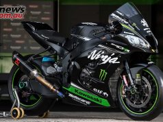 WorldSBK Kawasaki Ninja ZX-10RR blisteringly fast despite adhering to new 14,100rpm rev limite