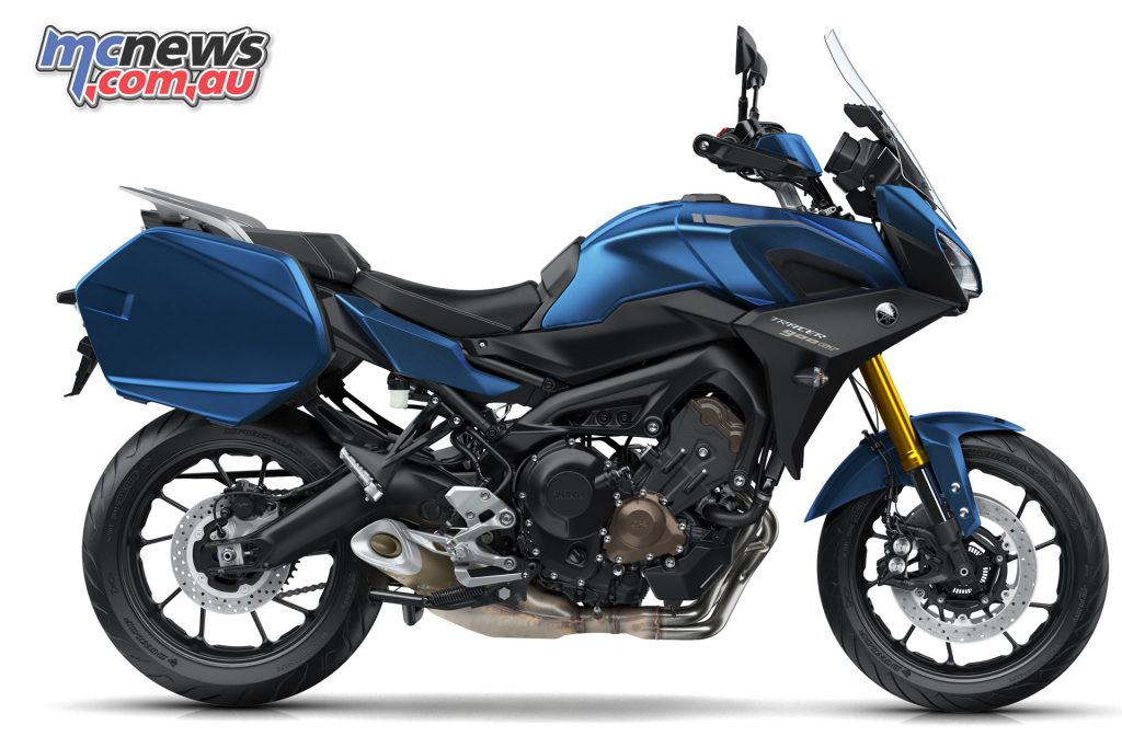 2018 Yamaha Tracer 900GT & Tracer 900 pricing released ...