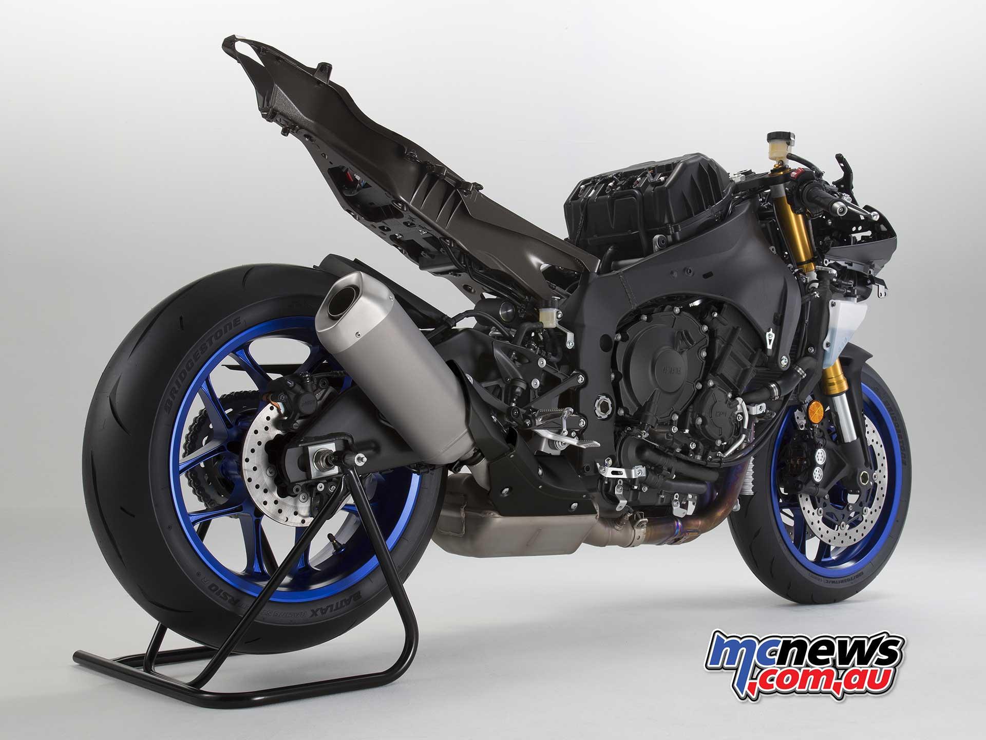 2018 Yamaha YZF-R1M | New Suspension & Tech | MCNews com au
