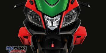 MotoGP winglet style bodywork now available for your RSV4 Aprilia