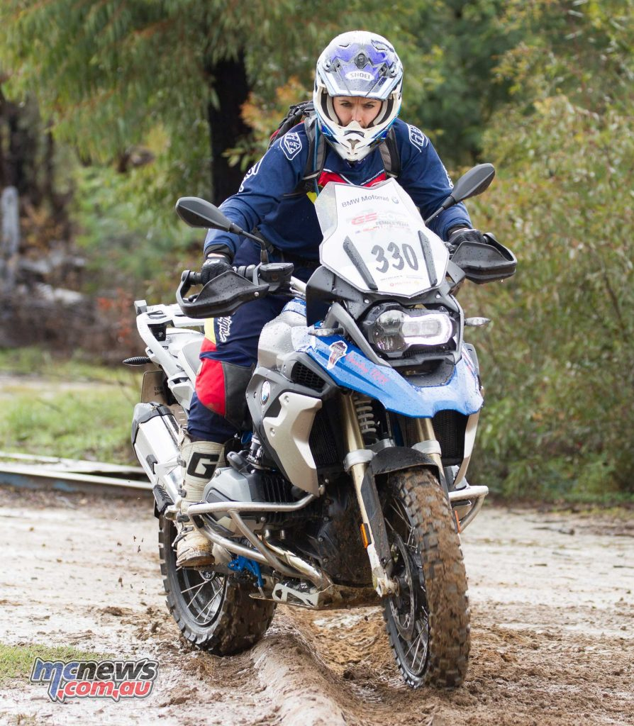 Julia Maguire - BMW Motorrad International GS Trophy Female Team Qualifying 2017