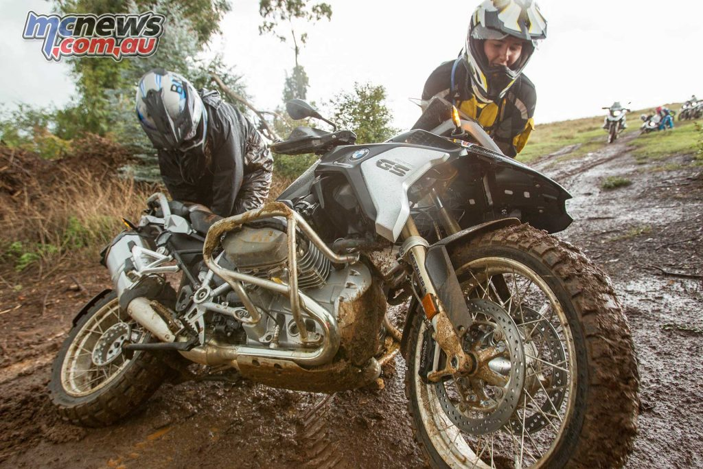 BMW Motorrad International GS Trophy Female Team Qualifying 2017