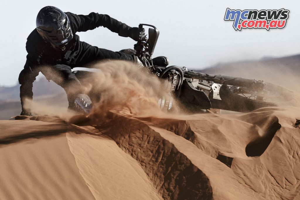 Crossing the Sahara on Harley-Davidson Roadsters was always going to be a challenge