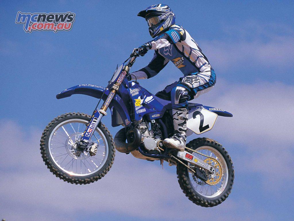 Cam Taylor - CDR Yamaha - 2003