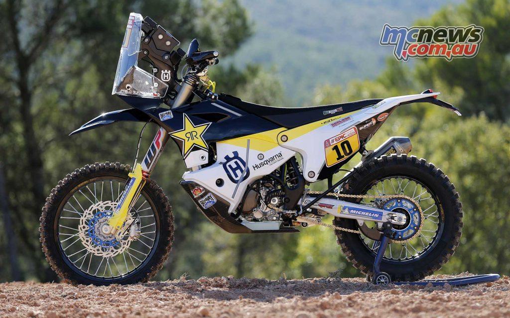 Husqvarna FR 450 Rally