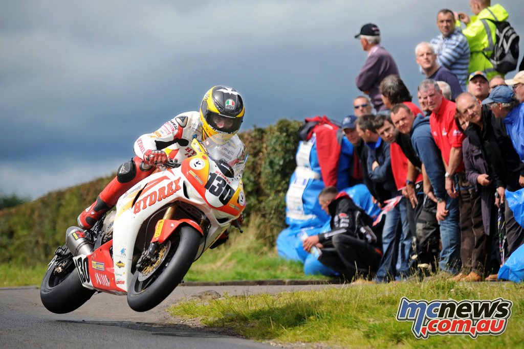 Guy Martin - Image by Stephen Davison