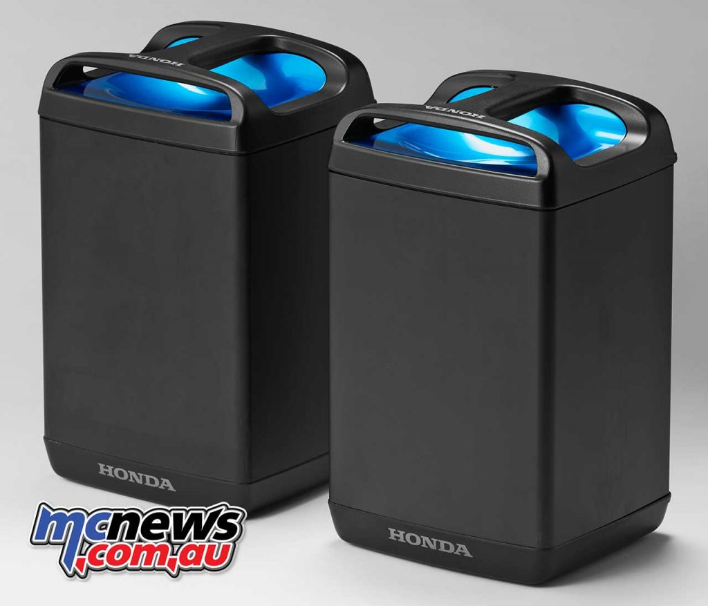 Removeable battery packs will add great versatility to both personal consumers and fleet buyers