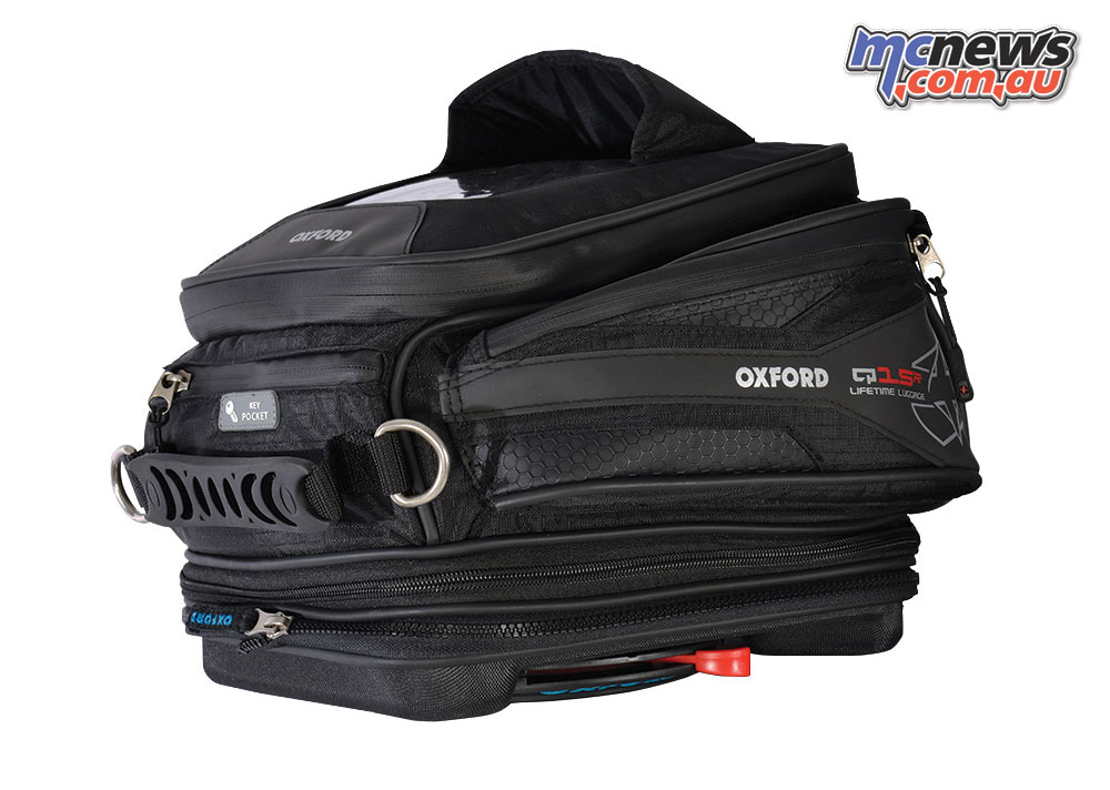 Oxford Q15R Tank Bag
