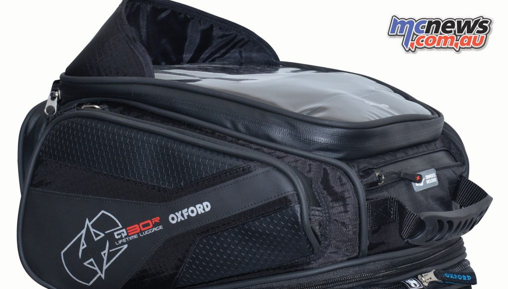 Oxford Q30R Tank Bag