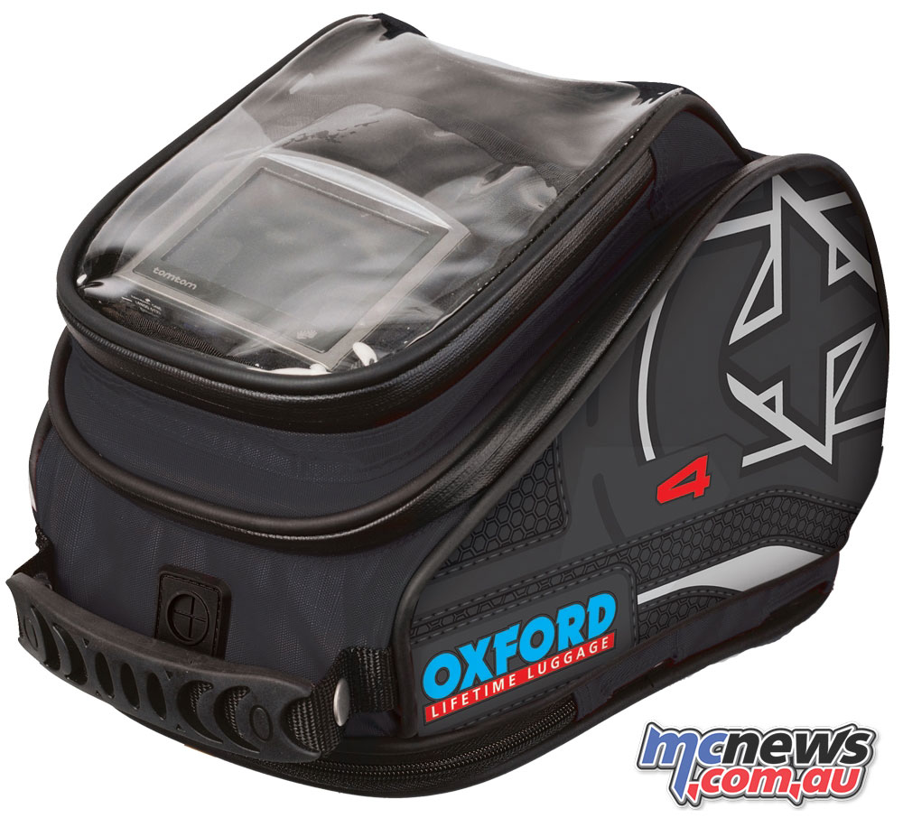 Oxford Q4R Tank Bag