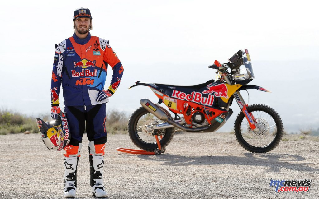 Toby Price - Image by Future7Media