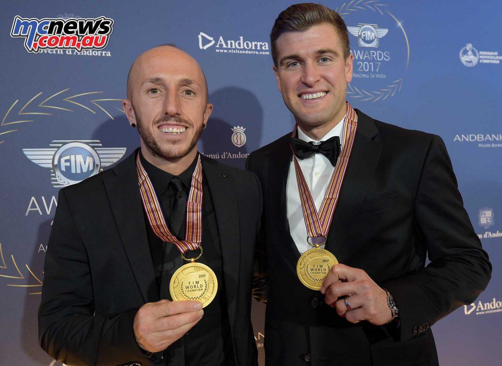 Tony Cairoli and Ryan Dungey