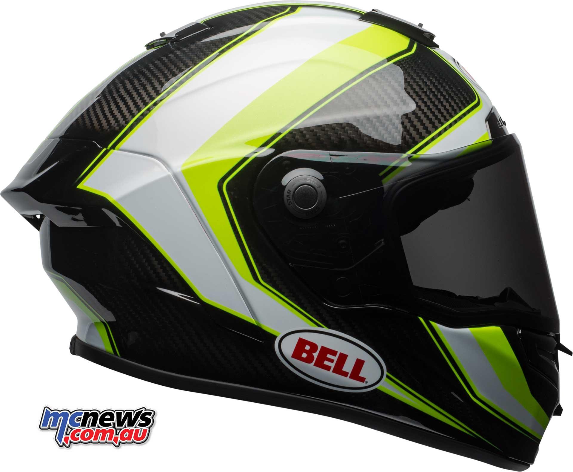 Bell Racing Helmets >> New Bell Race Star hits Australian market   MCNews.com.au