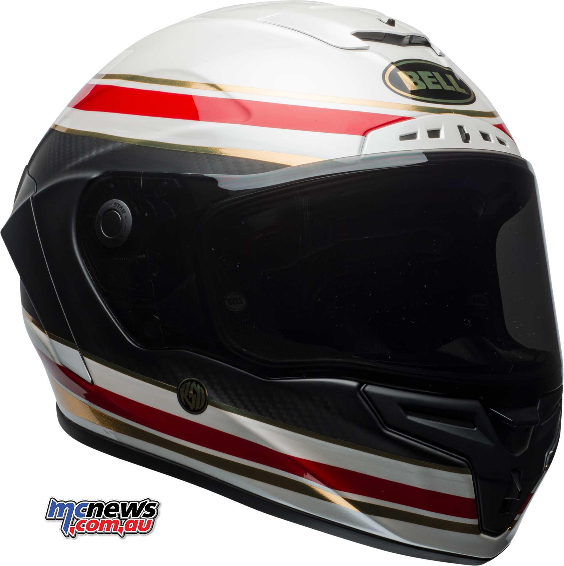 Bell Racing Helmets >> New Bell Race Star hits Australian market | MCNews.com.au