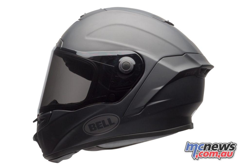 Bell Star Helmet - Matte Black
