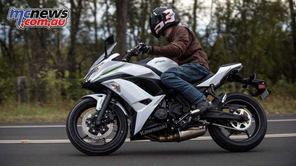 2017 Kawasaki Ninja 650L