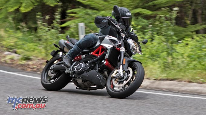 Trev tests Aprilia's new 900cc nakedbikes - The Shiver 900 and Dorsoduro 900